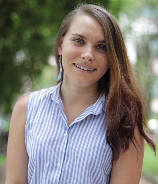 Melissa Human, teacher at Morning Star International School