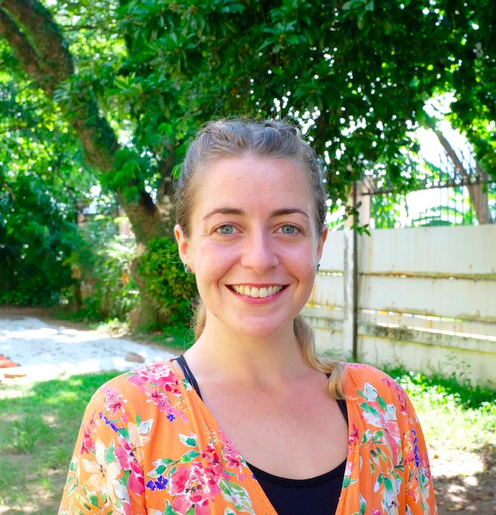 Headshot of teacher, Keyleigh Stakem at Morning Star International School