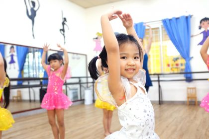 Our ballet studio | Van Phuc campus