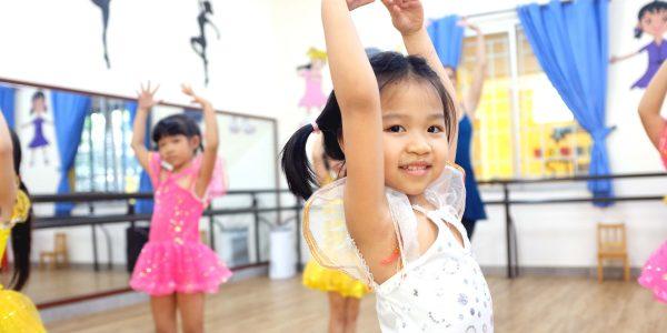 Our ballet studio | Van Phuc campus