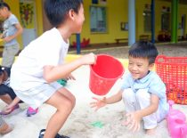 Playtime in at our Van Phuc campus