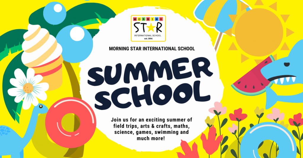 Morning Star Summer School 2020 program